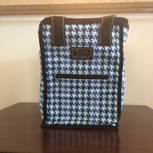 Gently used Scout cooler